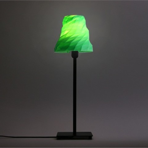Download free STL file Facet Table Lamp • Design to 3D print, DDDeco