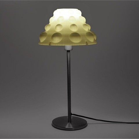 Download free 3D printing designs Bubble Table Lamp - Empire, DDDeco
