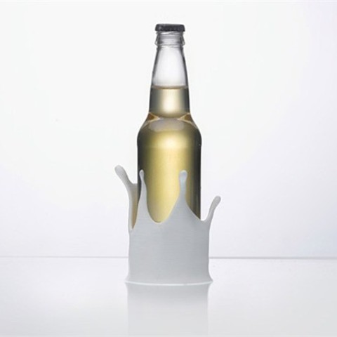 Download free 3D printer model Splash Beer Coozie, DDDeco