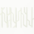 Download free STL file Pathways Furniture Overlay • 3D print object, DDDeco