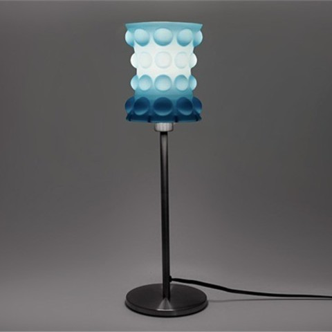 Download free STL file Bubble Table Lamp - Hourglass, DDDeco