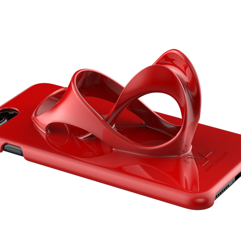 High heel cover.2846.png Download free STL file 2-LA Heel case for iPhone7 Plus • 3D printable model, 2LA