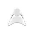 ceramic2018.3611.jpg Download STL file Mask phone holder • 3D printer object, 2LA