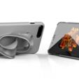 High heel cover.2843.png Download free STL file 2-LA Heel case for iPhone7 Plus • 3D printable model, 2LA