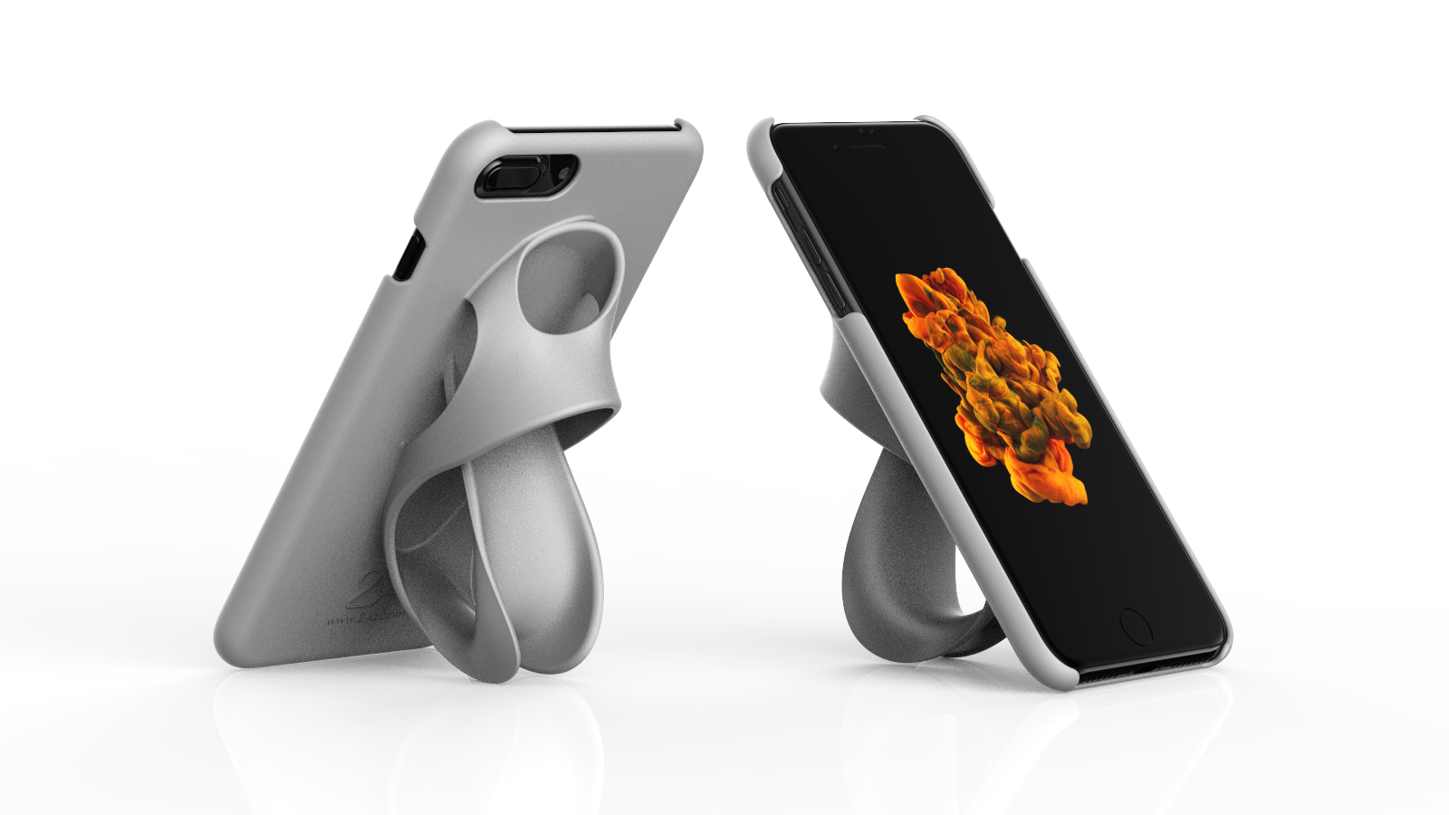 High heel cover.2842.png Download free STL file 2-LA Heel case for iPhone7 Plus • 3D printable model, 2LA