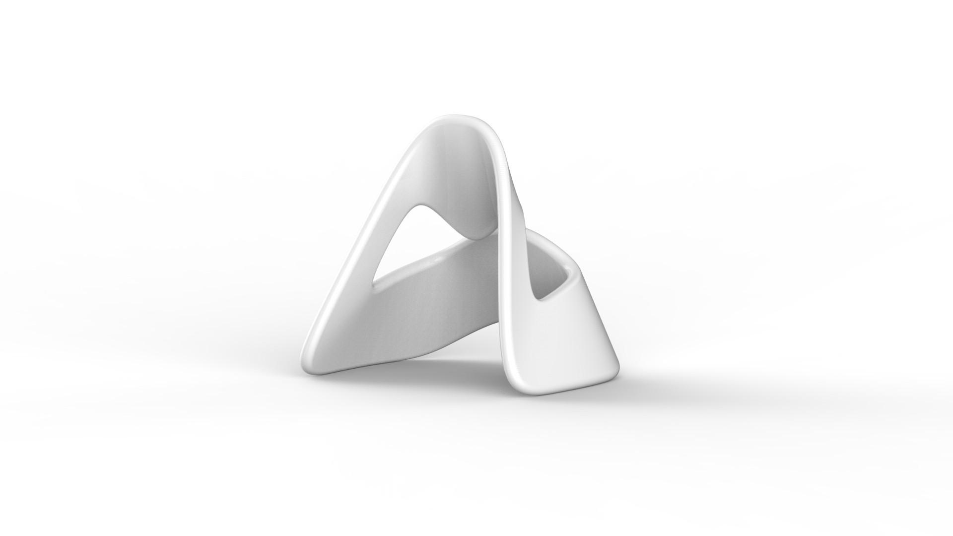 untitled.3416.jpg Download STL file Mask phone holder • 3D printer object, 2LA
