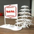 Download free STL file North Pole • 3D print object, imj