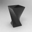 Imprimir en 3D gratis Twist Vase, imj