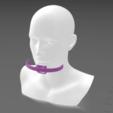 Download STL file Fog mask, mouth shield, protector bucal, faceshield • 3D printer template, slayerzetsu