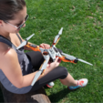 diseños 3d gratis Quadcopter 915F, Dadddy