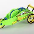 modelo stl gratis Wind-Up Racer Mini, Dadddy
