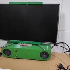 Download 3D printing files Speaker box, rafar972