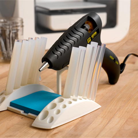 Imprimir en 3D gratis Cola de pistola, han3dyman
