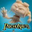 """Download 3D printer files Razputin """"Raz"""" Aquato Psychonauts Video Game Character, ThatJoshGuy"""
