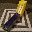 Télécharger fichier imprimante 3D gratuit Desktop Mini jeu de ballon de ski de bureau, ThatJoshGuy