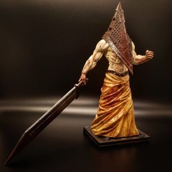 Download 3D printing models Pyramid Head, ThatJoshGuy