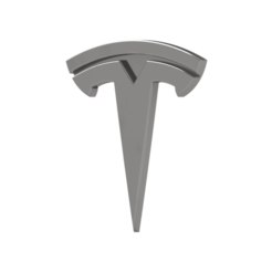 Tesla.png Télécharger fichier STL Logo de la marque automobile • Modèle à imprimer en 3D, Sweet_dreams