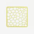 Télécharger STL gratuit Stencil Voronoi, G3tPainted