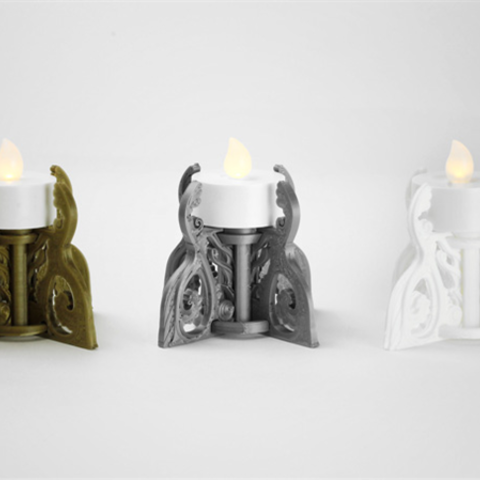 download-14.png Download free STL file Glamping Tealight Holder • 3D printable model, TeamOutdoor
