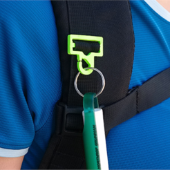 Download free 3D printing models Strap Clip, TeamOutdoor