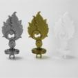 Download free STL file Glamping Tent Finial • 3D print design, TeamOutdoor