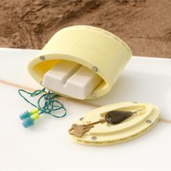 Télécharger fichier imprimante 3D gratuit Wax Storage & Texturizer, HarryDalster
