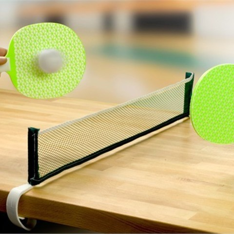 ... Face3D Free Stl File Tabletop Ping Pong, ...