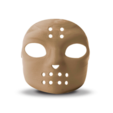 Download free STL file Hockey Mask • Object to 3D print, D5Toys
