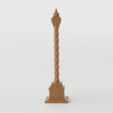 Télécharger plan imprimante 3D gatuit Colonne victorienne, D5Toys