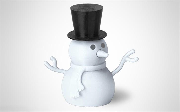 image_GIL3R59W8S.jpg Download free STL file Build-A-Snowman • 3D print template, D5Toys