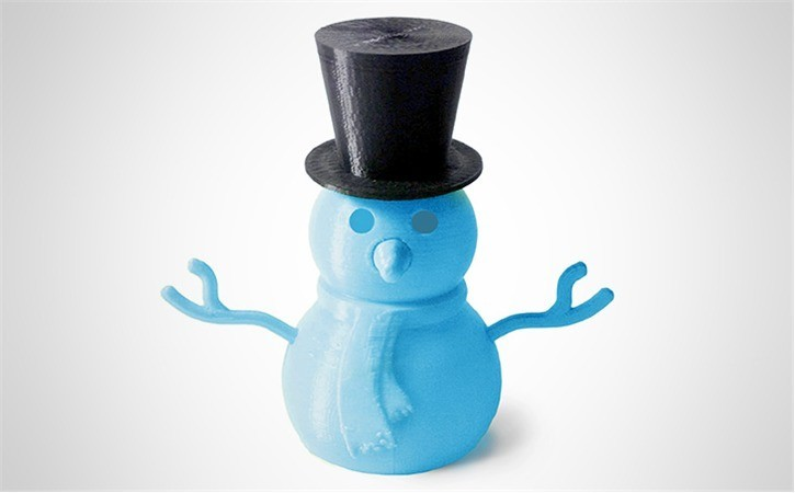 blue_23OY1HQXYI.jpg Download free STL file Build-A-Snowman • 3D print template, D5Toys