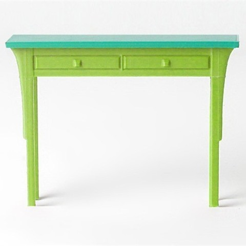 Free Stl Files Arts And Crafts Console Table Cults