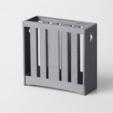 Télécharger fichier impression 3D gratuit Porte-revues artistiques et artisanales, D5Toys