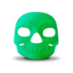 Download free 3D printer files Spooky Skull Mask, D5Toys