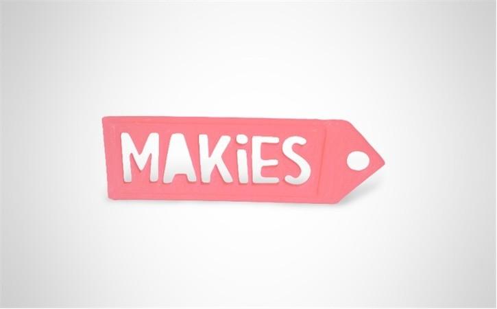 12.28.2014_J4SWFXG5RO.jpg Download free STL file Makies Gift Tag • Model to 3D print, D5Toys