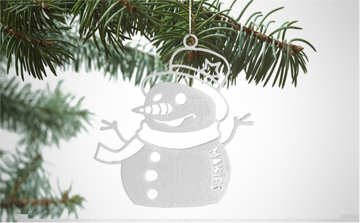download-1.png Download free STL file Snowman Decoration • 3D printable model, D5Toys