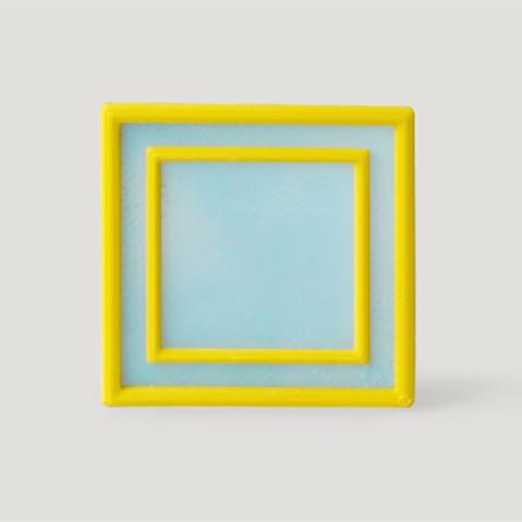 Télécharger plan imprimante 3D gatuit Cadre photo victorien, D5Toys