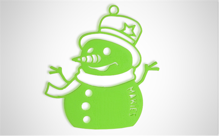 download-2.png Download free STL file Snowman Decoration • 3D printable model, D5Toys
