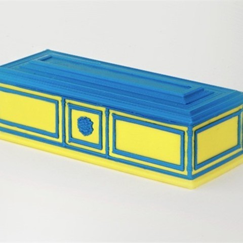 Download free STL file Blanket Box • Template to 3D print, D5Toys