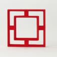 Télécharger modèle 3D gratuit Cadre photo moderne, D5Toys