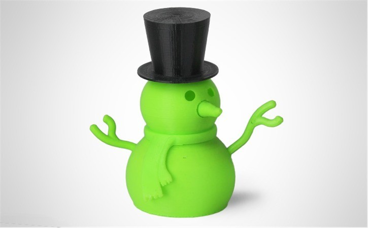 image_792J9R77I8.jpg Download free STL file Build-A-Snowman • 3D print template, D5Toys