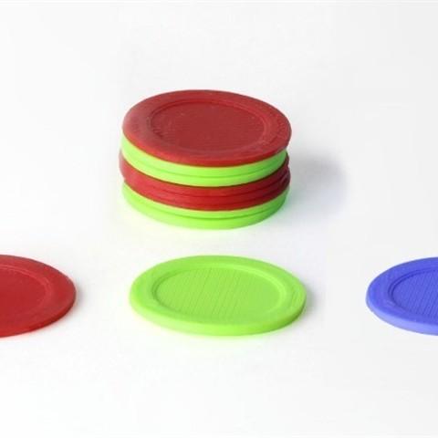 Télécharger objet 3D gratuit Assiettes, D5Toys