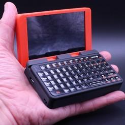 Descargar modelos 3D para imprimir UMPC nano Pi2, Pole-Ergo