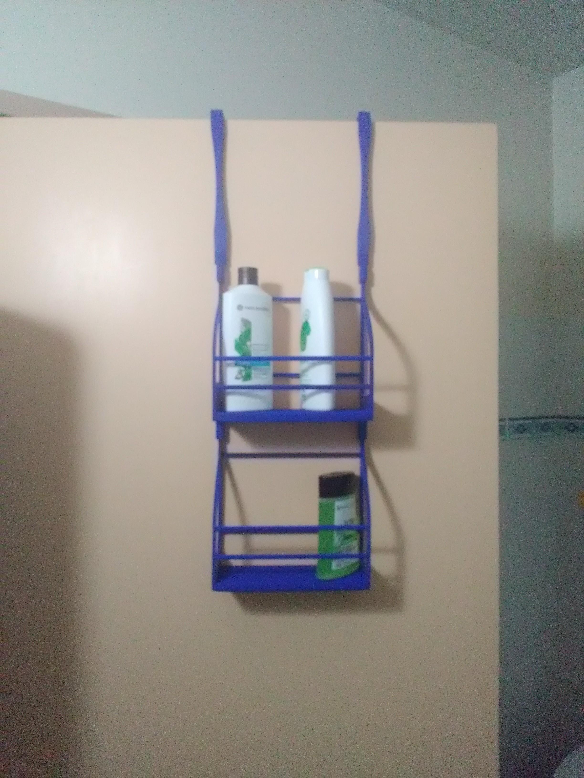 IMG_20171129_182524.jpg Download free STL file Shower shampoo holder • 3D printable template, CedricRoy