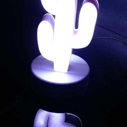 WhatsApp_Image_2019-02-20_at_18.42.50.jpeg Télécharger fichier STL gratuit Lampe de bureau Cactus v2 • Design à imprimer en 3D, BREMMALAN
