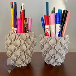 Download STL file Vase Mode Lilypot, BREMMALAN