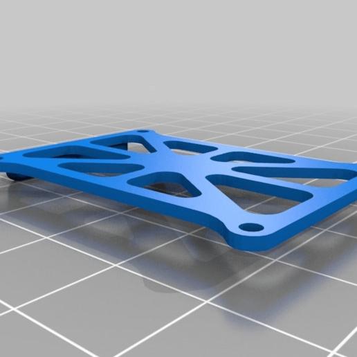 1b878b48740d79250670950312dd9ef4.png Download free STL file QX95 reinforced frame • 3D printable model, r083726