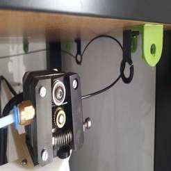 Télécharger modèle 3D gratuit Guide de filament à 90, r083726