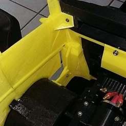 Descargar modelo 3D gratis camión rc 1/14 FH soportes de carrocería, r083726