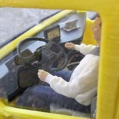 Descargar archivo 3D gratis Camión RC 1/14 FH rueda del salpicadero, r083726
